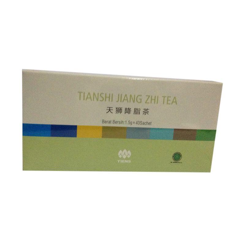 Tiens Tianshi Jiang Zhi Tea Suplemen