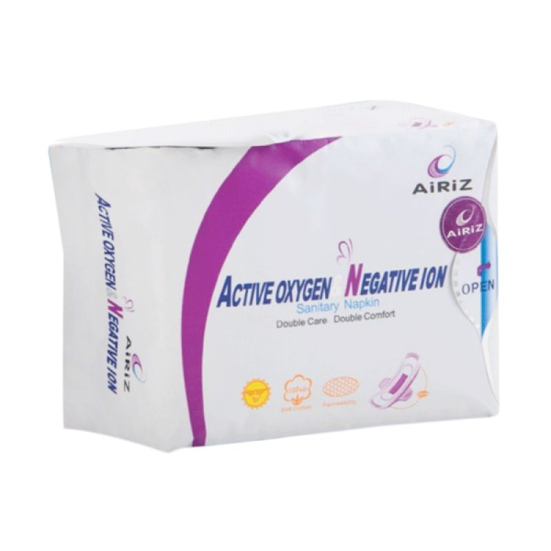 Tiens Herbal Airiz Sanitary Day Wings Pembalut [Isi 10]