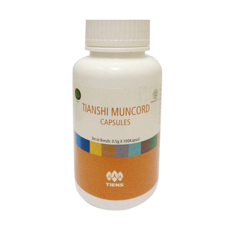 TIENS Muncord Cordyceps Suplemen Kesehatan