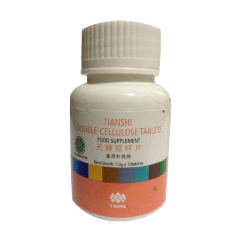 Tiens Tianshi Double Cellulose Tablets Suplemen Makanan