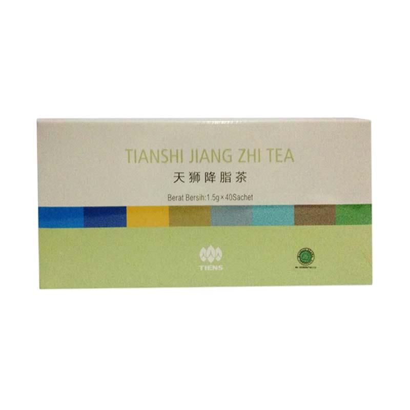 Teh Penurun Asam Urat, Jiang Zhi Tea, Paket Promo [20 sachet]