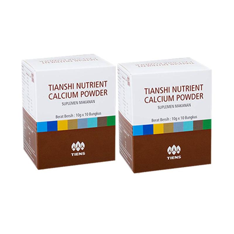 Tiens Kalsium Pemulih Osteoporosis Paket Hemat [2 Kalsium]