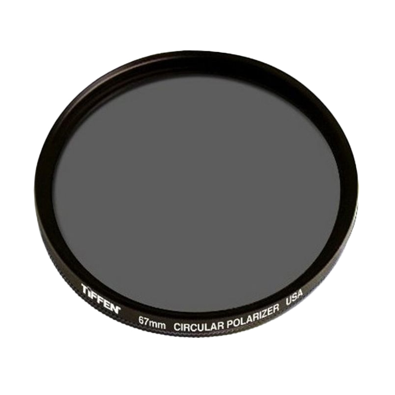 Tiffen Circular Polarizer 67mm Lens Filter ( 67CPL )