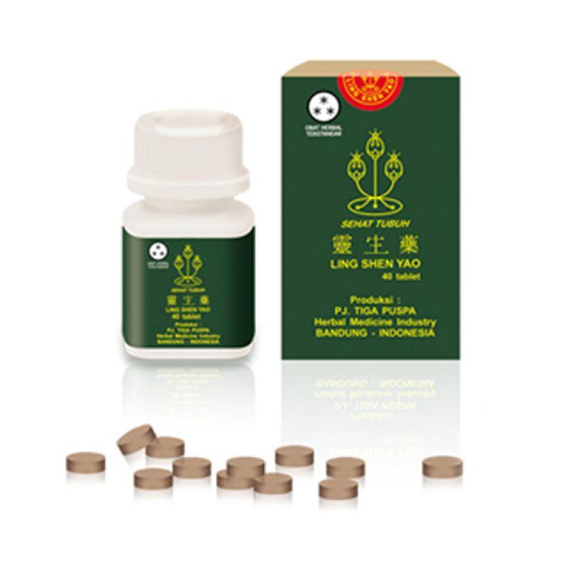 TIGA PUSPA - Ling Shen Yao Tablet (Men)