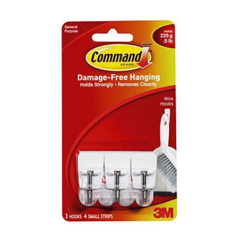 3M Command Utensil Hook - Gantungan Peralatan Dapur