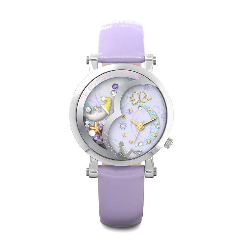 Elle Girl GW40119S03X Purple Jam Tangan Wanita