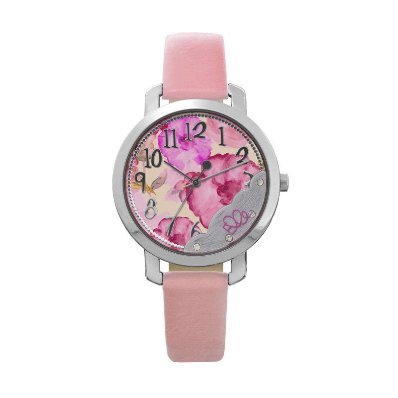 Elle Girl GW40120S02X Pink Jam Tangan Wanita