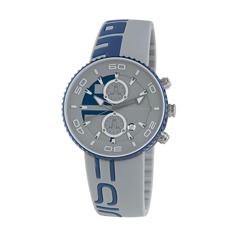 Momo Design MD4187AL-91 Grey Blue Jam Tangan Pria