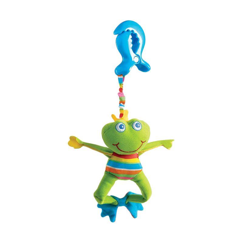 Tiny Love Smarts Frankie Frog Mainan Bayi