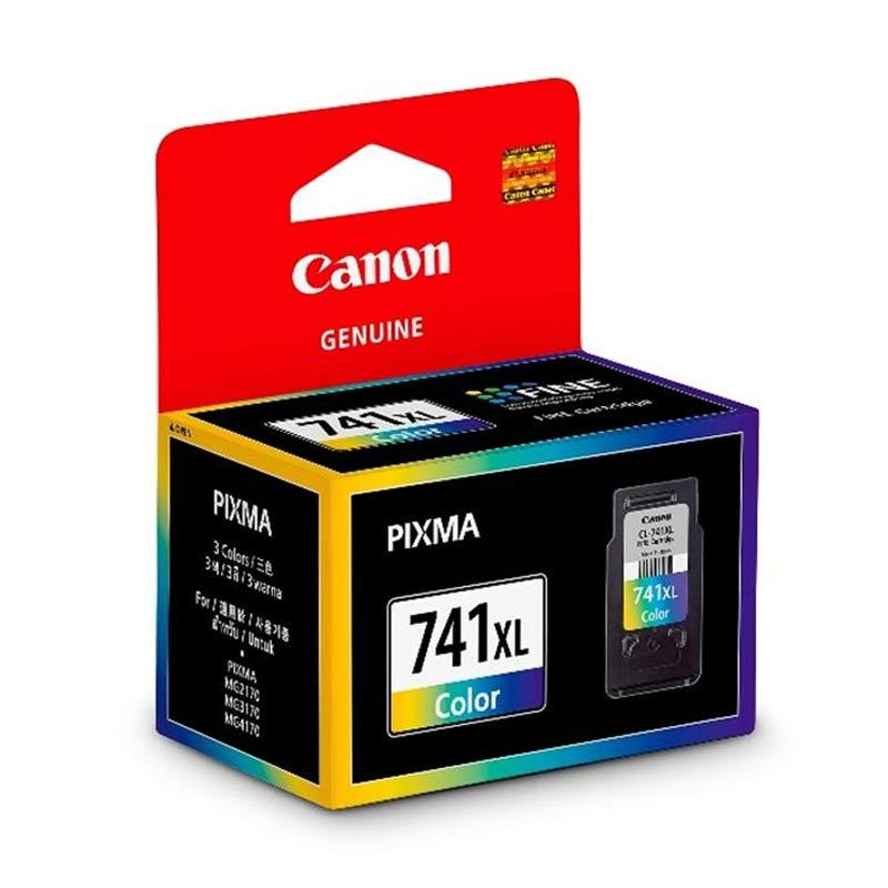 Canon Ink Tank CL-741XL
