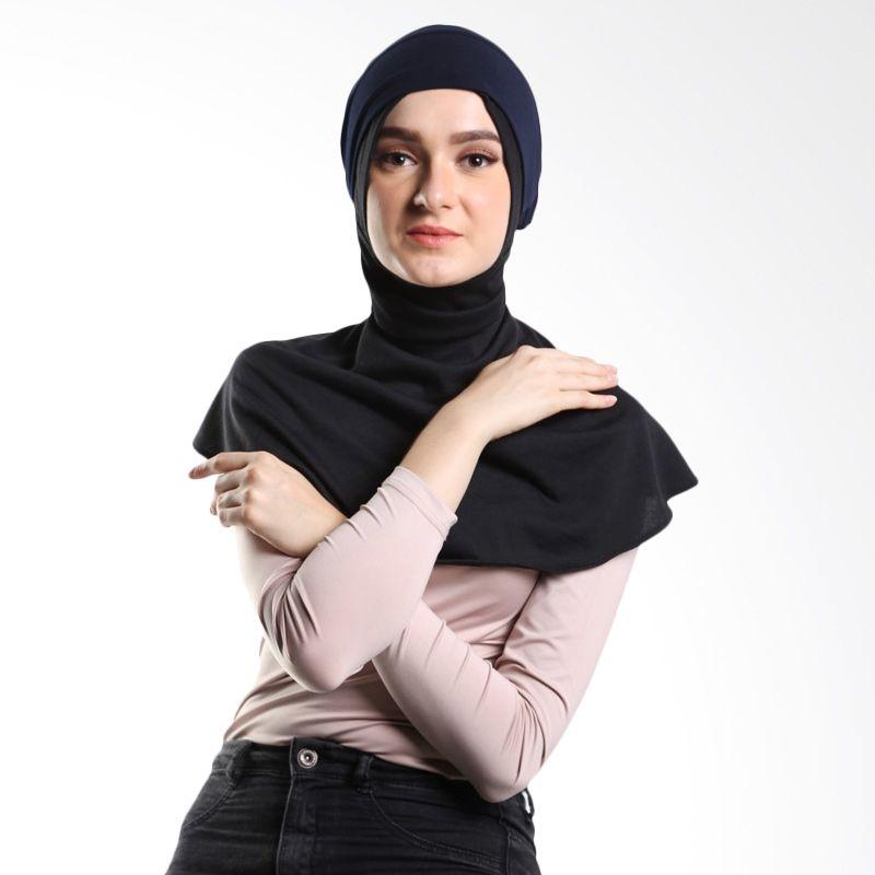 Tiras Shasa Ciput Navy Blue Hijab