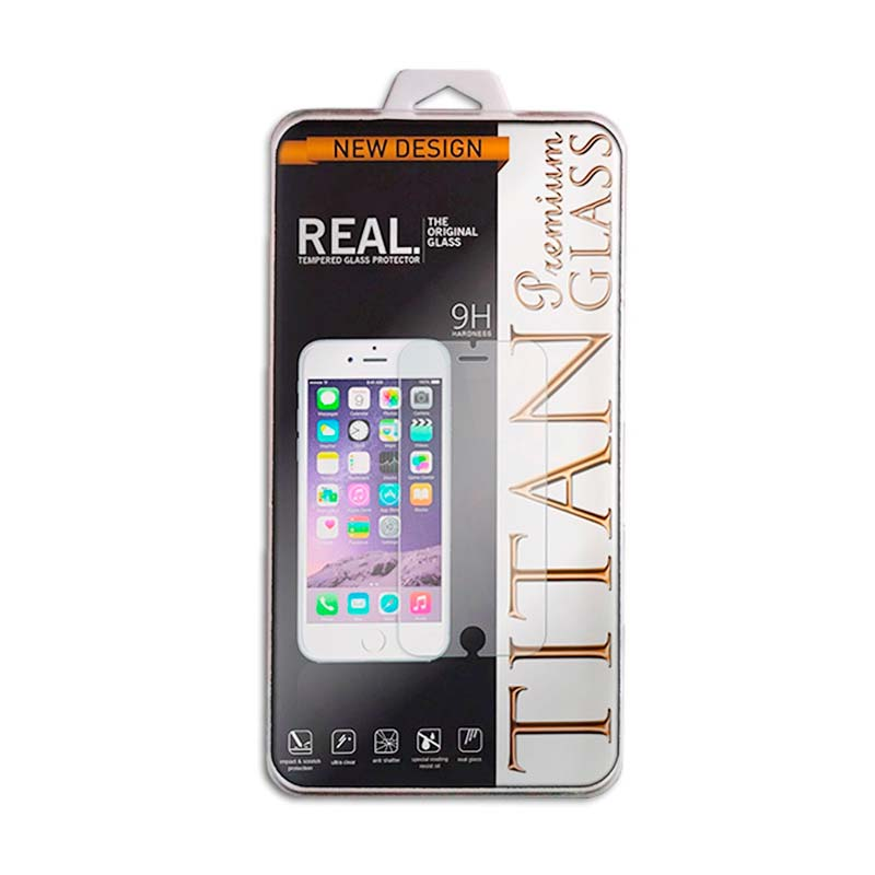 Titan Glass Tempered Glass Screen Protector for Samsung Galaxy S4 i9500