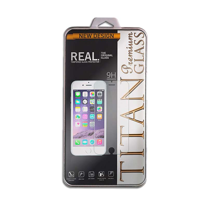 Titan Premium Tempered Glass Screen Protector for Samsung Galaxy Grand Neo