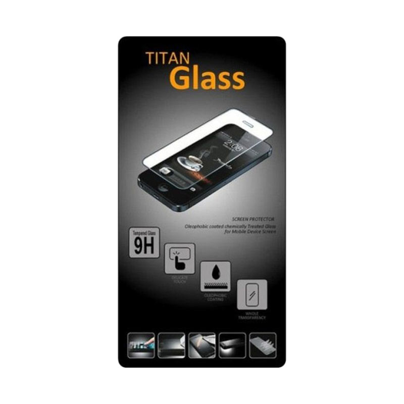 Titan Glass Tempered Glass Screen Protector for BlackBerry Q5