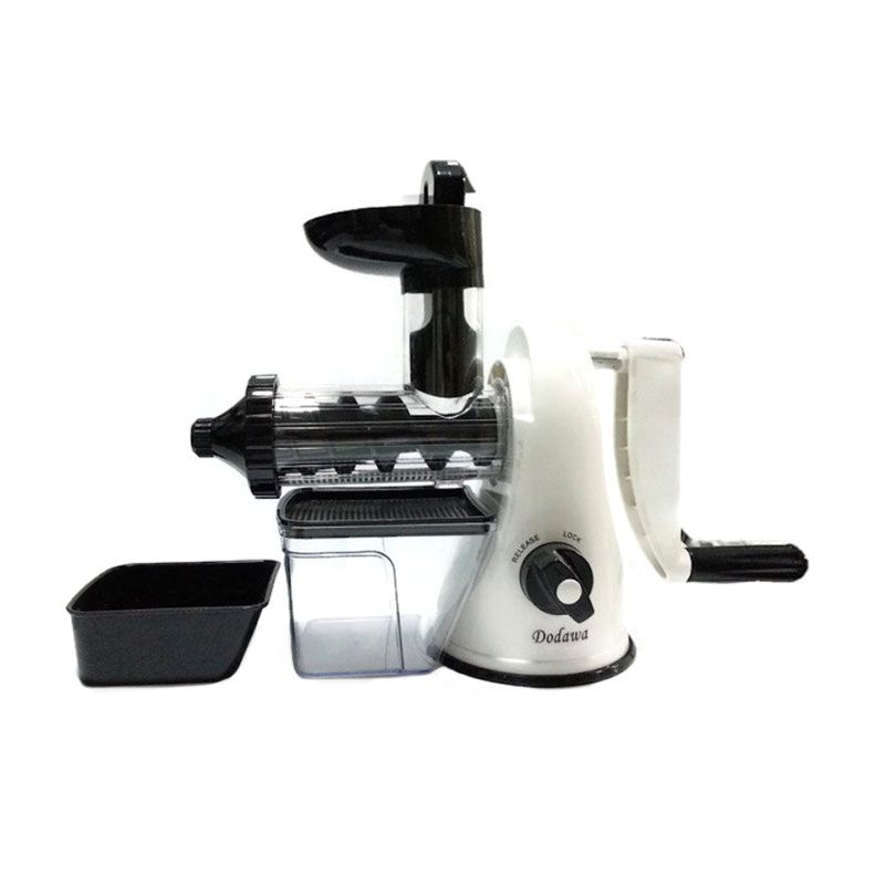 Dodawa DD-830 Black White Manual Slow Juicer