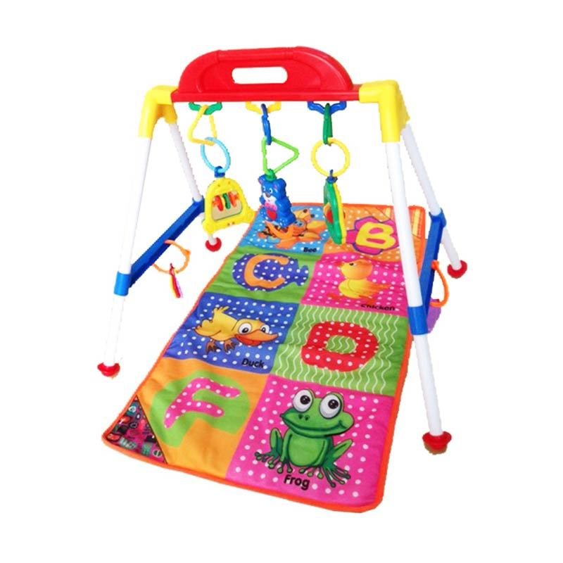 TMO Baby Gym Set Karpet Set Mainan Anak