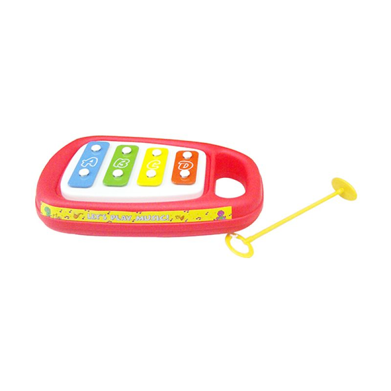TMO Barney My Frist Xylophone 01338 Mainan Anak