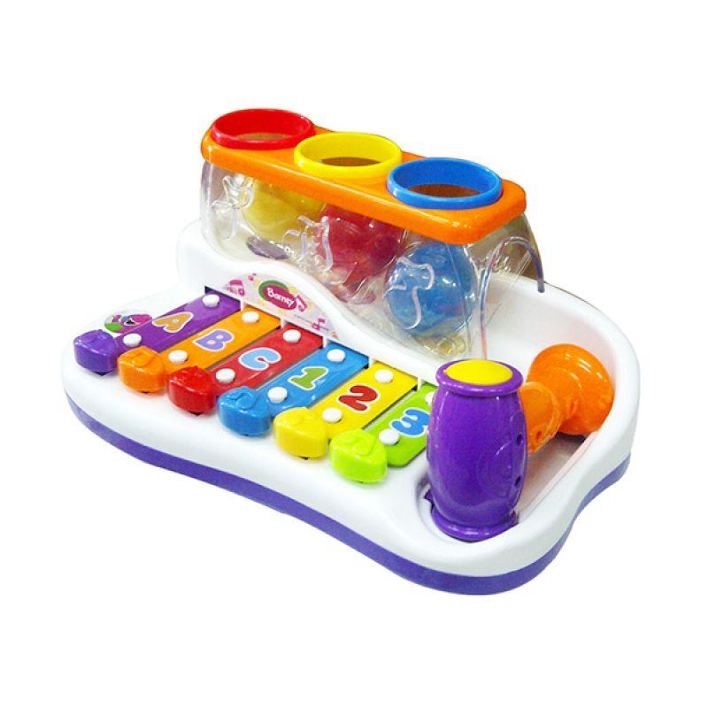 TMO Xylophone Barney 00937 Mainan Anak