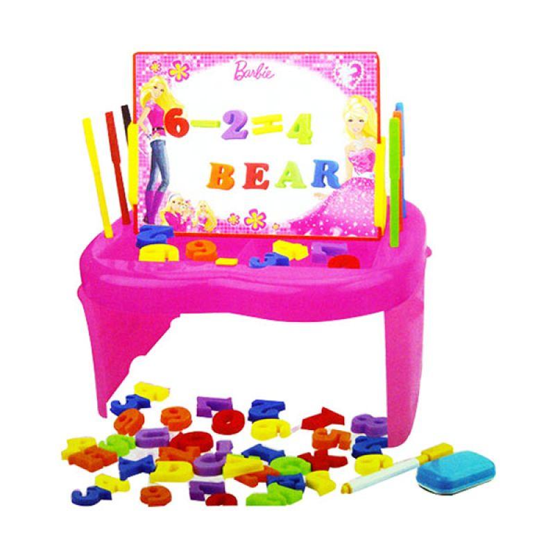 TMO Drawing Desk Barbie Mainan Anak