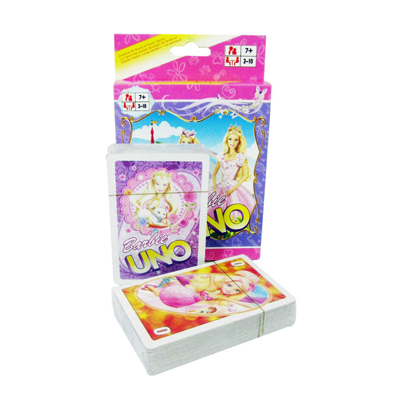 harga TMO KARTU UNO Barbie Mainan Anak Blibli.com
