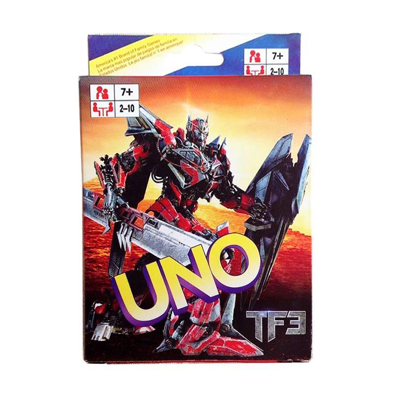 Jual TMO Kartu UNO Transformer Mainan Anak Online - Harga & Kualitas Terjamin | Blibli.com