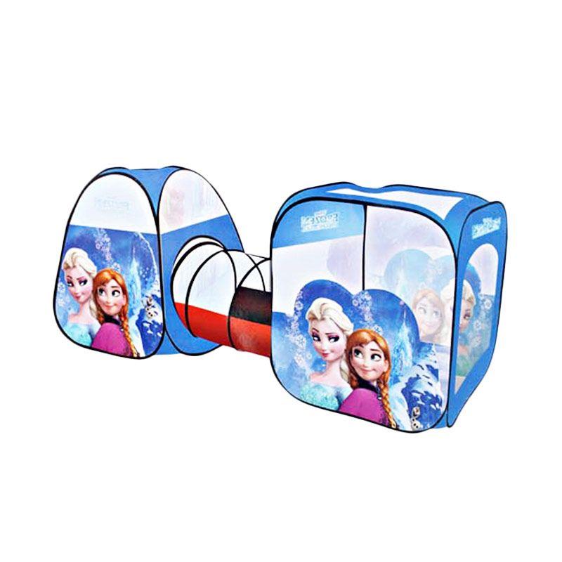 TMO Tenda Terowongan Frozen Mainan Anak