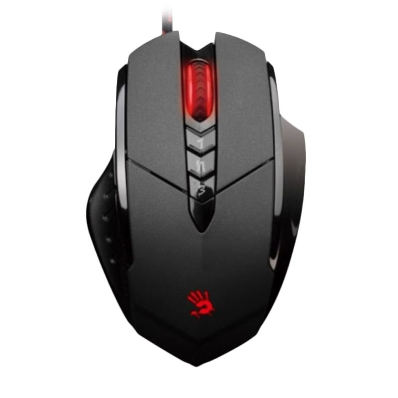 TNT Bloody V7MA Black Gaming Mouse