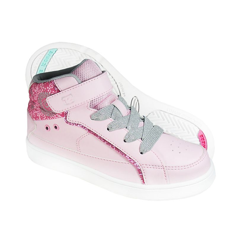ToeZone Kids Brooke Kid Pale Pink Sepatu Anak Perempuan