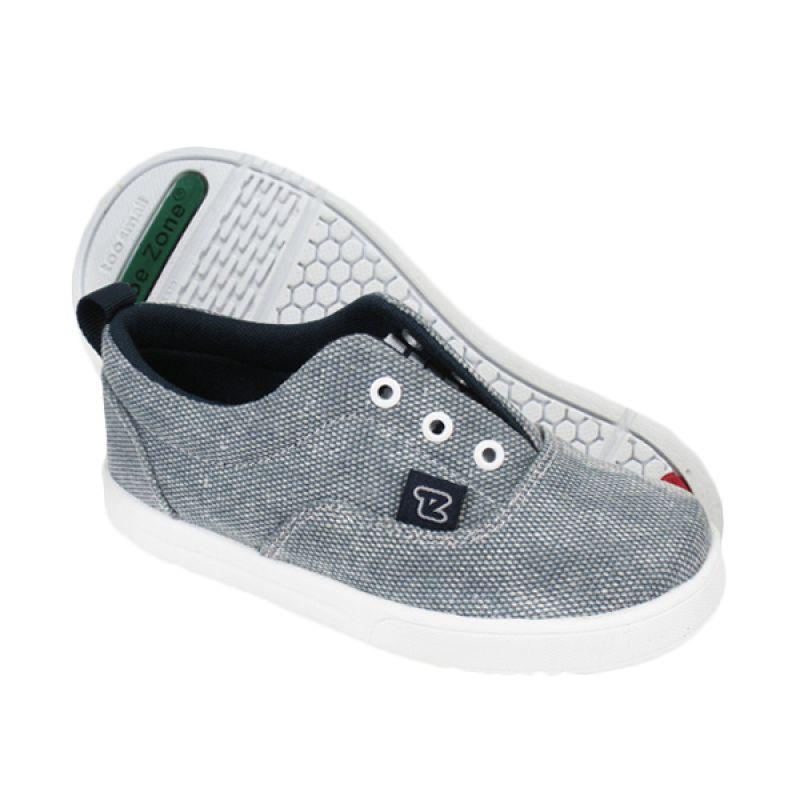ToeZone Kids Hampton Blue Navy Sepatu Anak Laki-laki