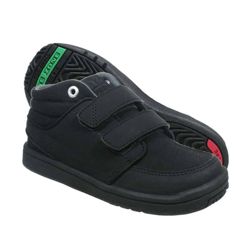 ToeZone Kids Vasco Black Black