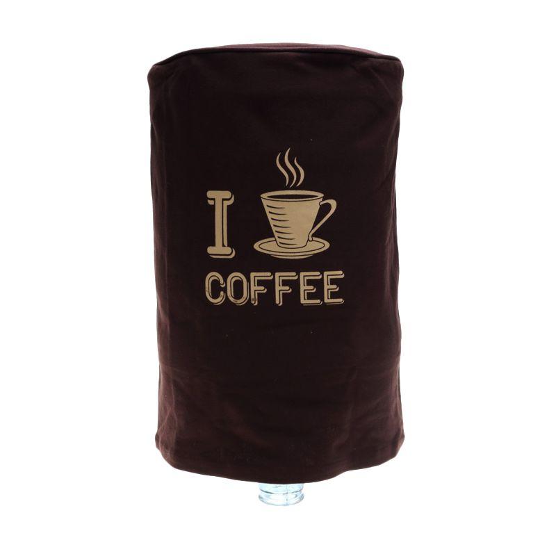 Toimoi Cover Galon Coffee Brown