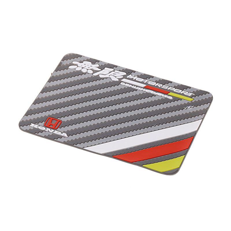 harga 1 Price Honda Motor Sport Grey Non Slip Mat Dashboard Blibli.com