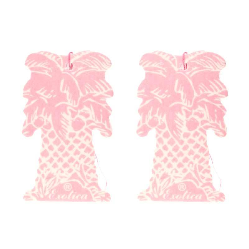1 Price Parfum Exotica (Hanging Set of 2) Bubble Gum