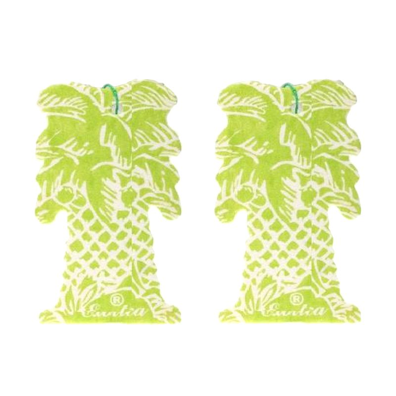 1 Price Parfum Exotica (Hanging Set of 2) Green Apple