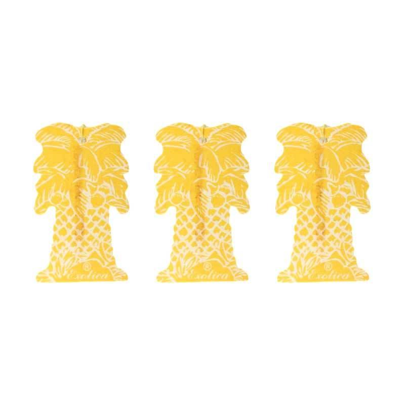 1 Price Parfum Exotica (Hanging Set of 3) Lemon