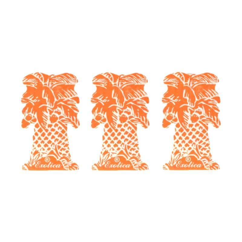 1 Price Parfum Exotica (Hanging Set of 3) Orange