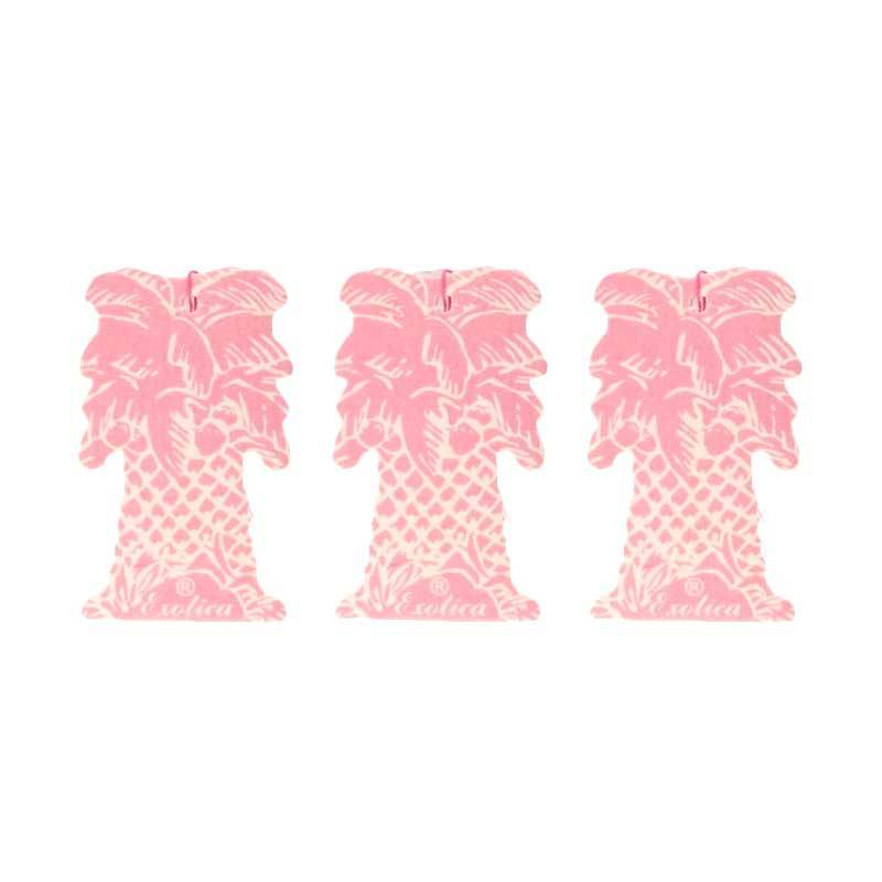 1 Price Parfum Exotica (Hanging Set of 3) Watermelon