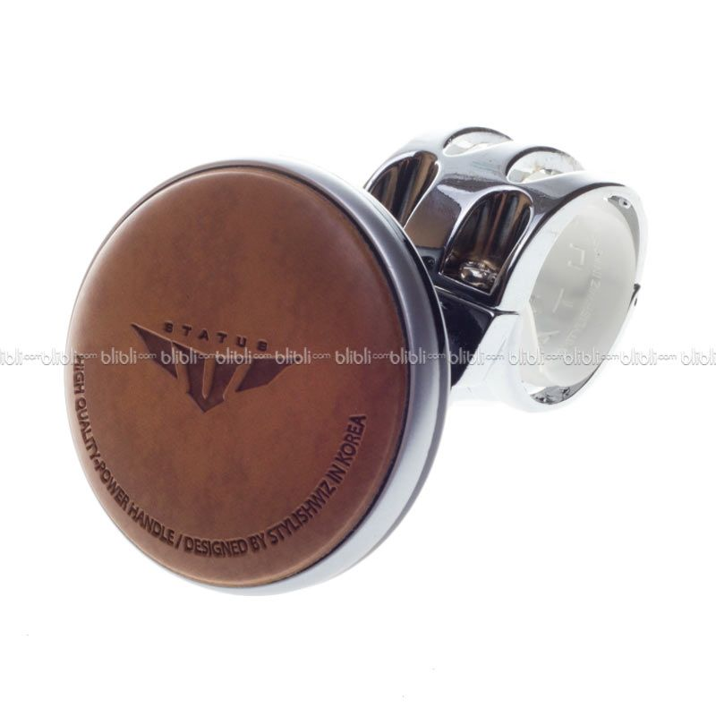 1 Price Power Handle STATUS 672490-Coklat