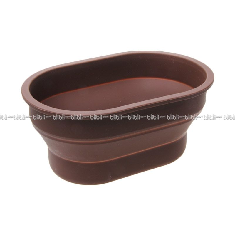 1 Price Tempat Sampah Lipat Coklat