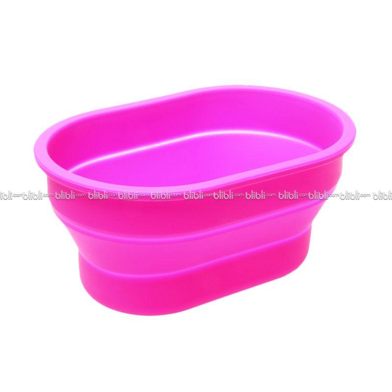 1 Price Tempat Sampah Lipat Pink