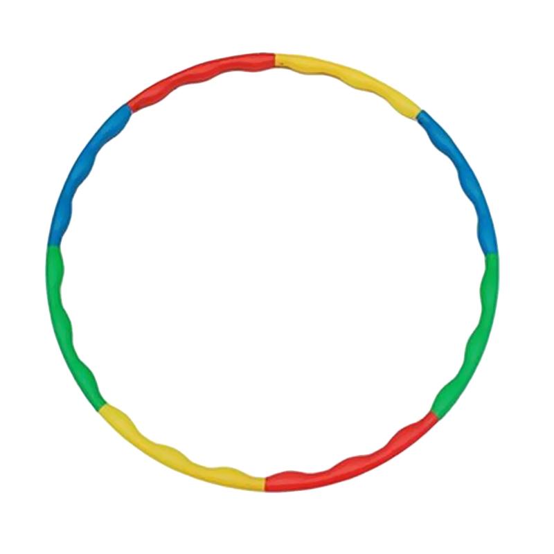 harga Toko Alat Fitnes Hula Hoop - Multicolor [70 cm] Blibli.com