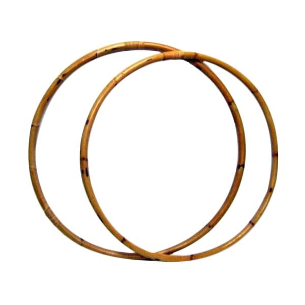 harga Toko Alat Fitnes HULA HOOP ROTAN [80 cm] Blibli.com