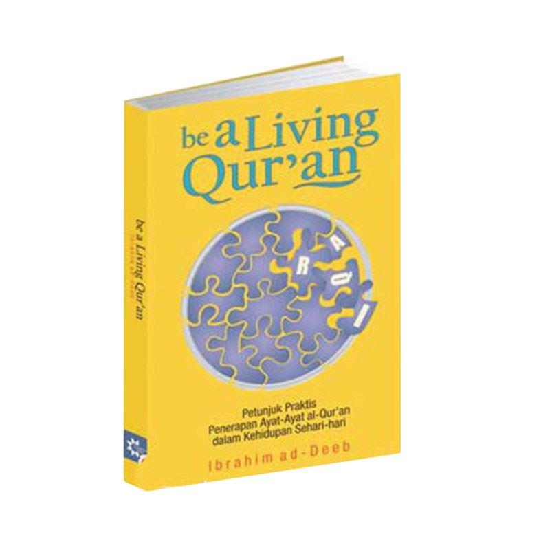 Toko Baca Be Living Quran by Ibrahim Eldeeb Buku Agama
