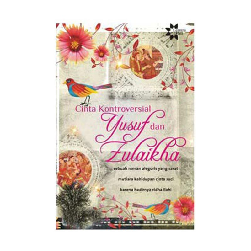 Toko Baca Cinta Kontroversial Yusuf Dan Zulaikha by Jami Buku Agama