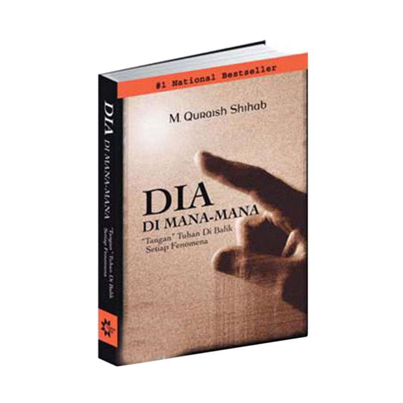 Toko Baca Dia Dimana-Mana by M Quraish Shihab Buku Agama