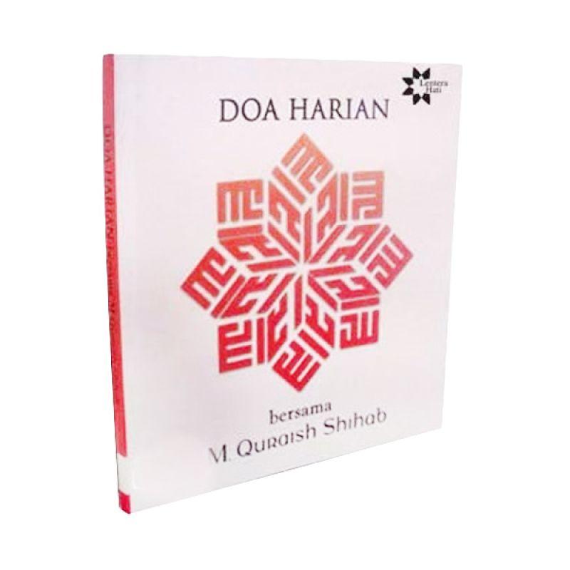 Toko Baca Doa Harian Bersama M. Quraish Shihab by M Quraish Shihab Buku Agama
