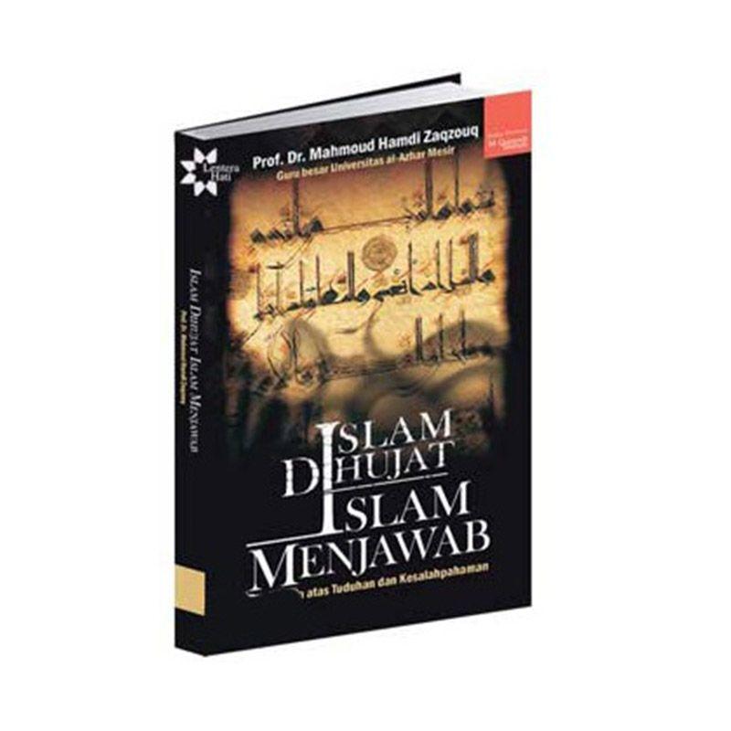 Toko Baca Islam Dihujat Islam Menjawab by Prof. Mahmoud Hamdi Zaqzouq Buku Agama