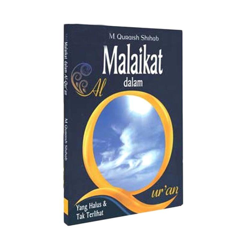 Toko Baca Malaikat Dalam Al-Quran by M Quraish Shihab Buku Agama