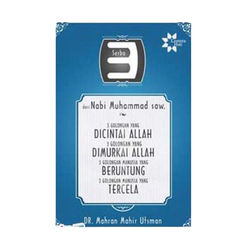 Toko Baca Serba 3 Dari Nabi Buku 1 by Dr. Mahran Mahir Ustman Buku Agama