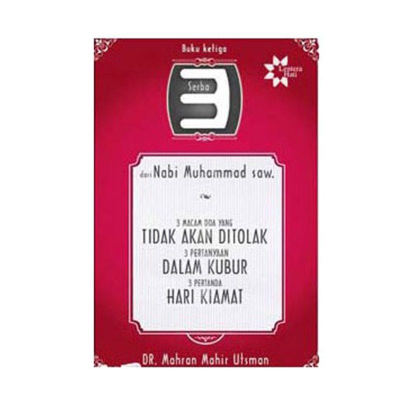 Toko Baca Serba 3 Dari Nabi Buku 3 by Dr. Mahran Mahir Ustman